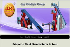 Outsourcing web promotion, Briquette Plant Manufacturer