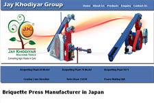 Outsourcing web promotion, Briquette Press Manufacturer