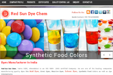 Outsourcing web promotion, Acid Dyes