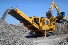 Crusher Machinery, Web promotion