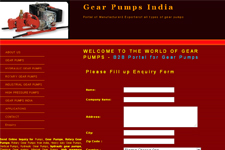 Gear Pumps India
