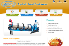 Asphalt Road Equipment