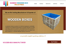 Wooden Box India